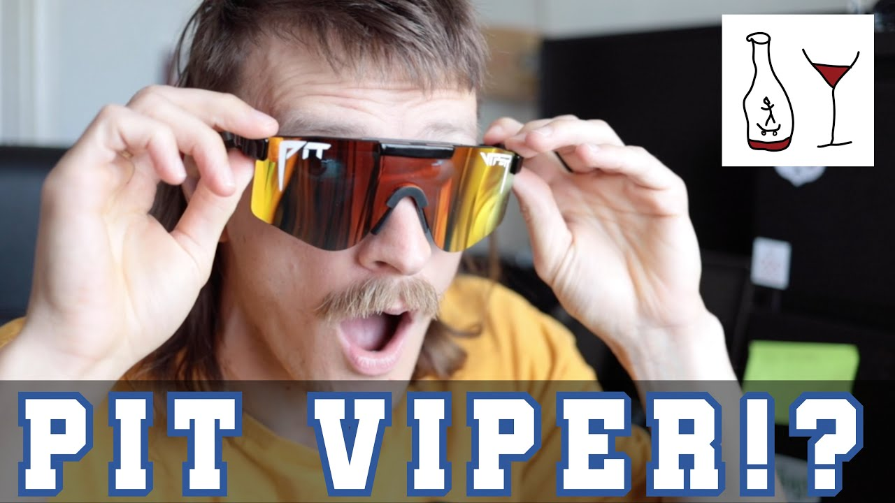 Five Things You Should Know About Pit Viper Sunglasses