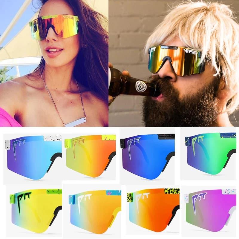 How to Choose Pit Viper Sunglasses Lens Colors?